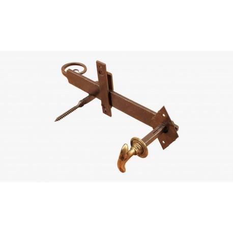 - Saltarello in ferro battuto per porte