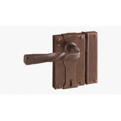 Serratura forgiata per porte